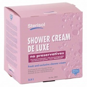 Sterisol Shower Cream de Luxe, 2,5 lit, påse