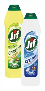 Jif/Cif Cream Orginal, 2 Lit