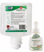 Deb InstantFOAM handdesinfektion 250 ml, m pump
